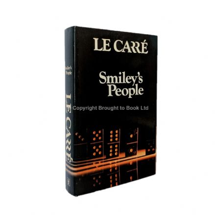 Smiley's People Signed John le Carré First Edition Hodder & Stoughton 1980